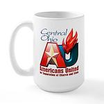 Americans United Ohio Large Mug