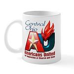 Americans United Ohio Mug
