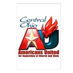 Americans United Ohio Postcards (Package of 8)