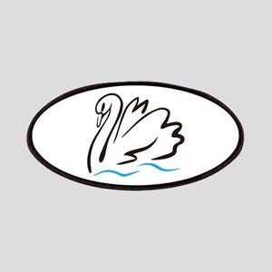 Swan Outline Patch
