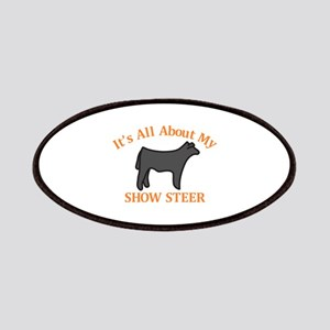 Show Steer Patch