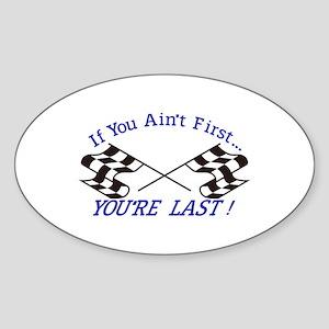 Youre Last Sticker