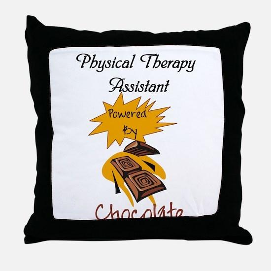 PTA Throw Pillow