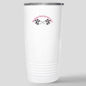 Daddys Faster Travel Mug