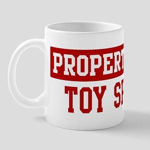 Property of Toy Spaniel Mug