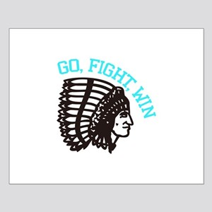 Go Fight Win Posters
