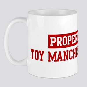 Property of Toy Manchester Te Mug