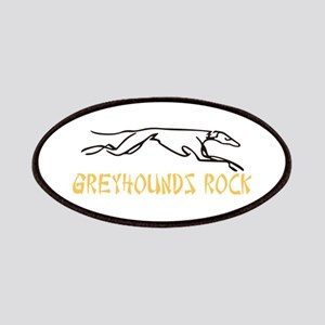 Greyhounds Rock Patch