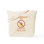 Candy Corn Tote Bag