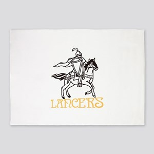Lancers 5'x7'Area Rug