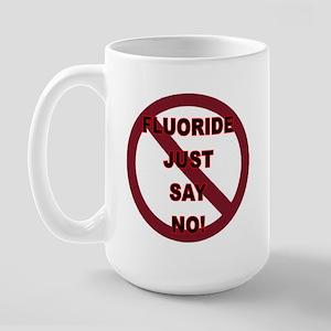 Just Say No! Large Mug