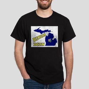 MICHIGAN BORN T-Shirt