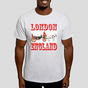 London, England Light T-Shirt