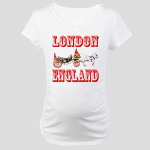 London, England Maternity T-Shirt