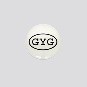 GYG Oval Mini Button