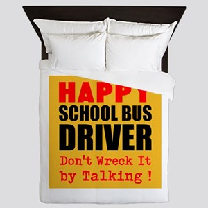 Happy School Bus Driver Dont Wreck It by Talking Q