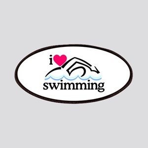 I Love Swimming/Swimmer Patch
