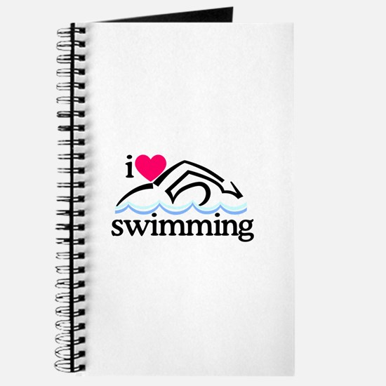 I Love Swimming/Swimmer Journal