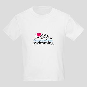 21f11ee7bd1 I Love Swimming T-Shirts - CafePress