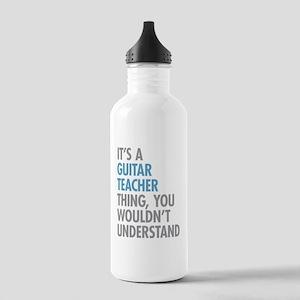 Guitar Teacher Thing Stainless Water Bottle 1.0L