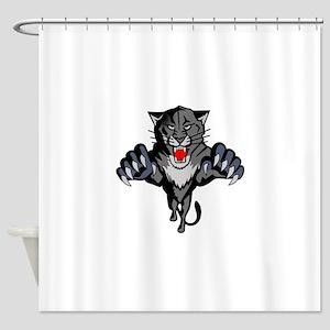 Wildcats Shower Curtain