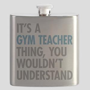 Gym Teacher Thing Flask