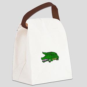 Gator Canvas Lunch Bag