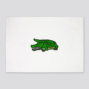 Gator 5'x7'Area Rug