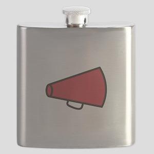 Megaphone Flask