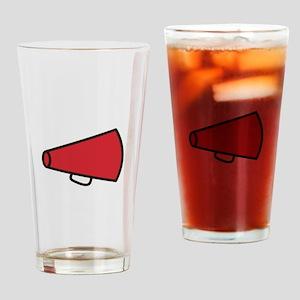 Megaphone Drinking Glass