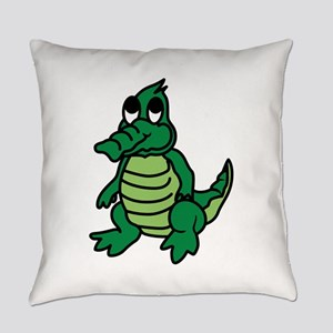 Baby Gator Everyday Pillow