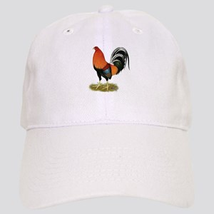 Gamecock Wheaten Rooster Baseball Cap
