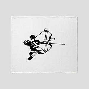 Archer Throw Blanket