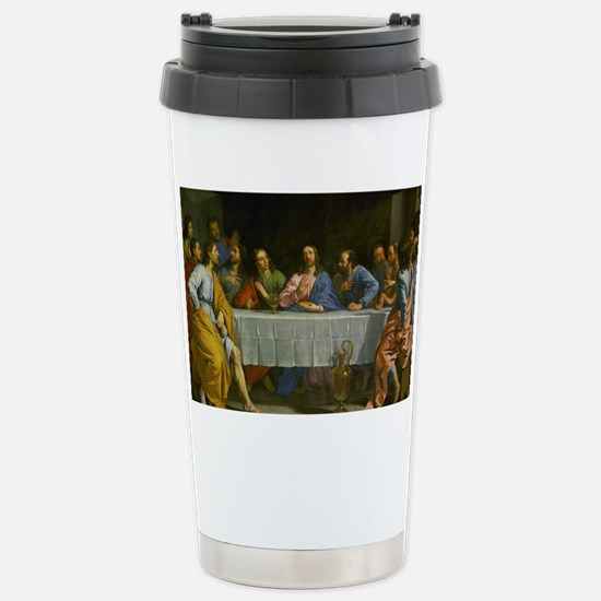 The Last Supper Stainless Steel Travel Mug