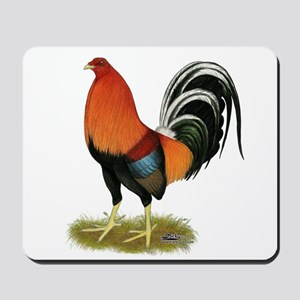 Gamecock Wheaten Rooster Mousepad