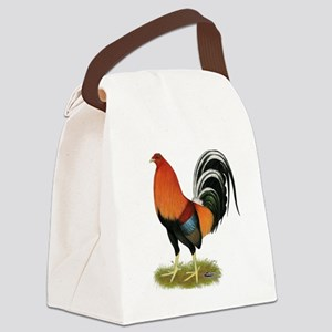 Gamecock Wheaten Rooster Canvas Lunch Bag
