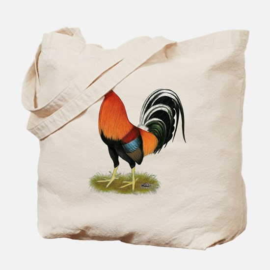 Gamecock Wheaten Rooster Tote Bag
