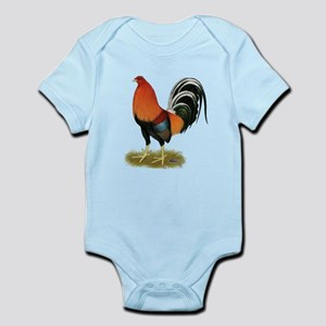 Gamecock Wheaten Rooster Body Suit