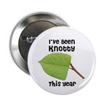 """Knotweed Button, 2.25"""" (10 pack)"""