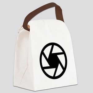 Camera lens Canvas Lunch Bag