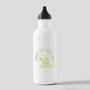 Snoopy - Soccer Mom Water Bottle