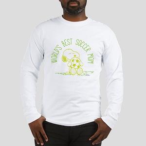 Snoopy - Soccer Mom Long Sleeve T-Shirt