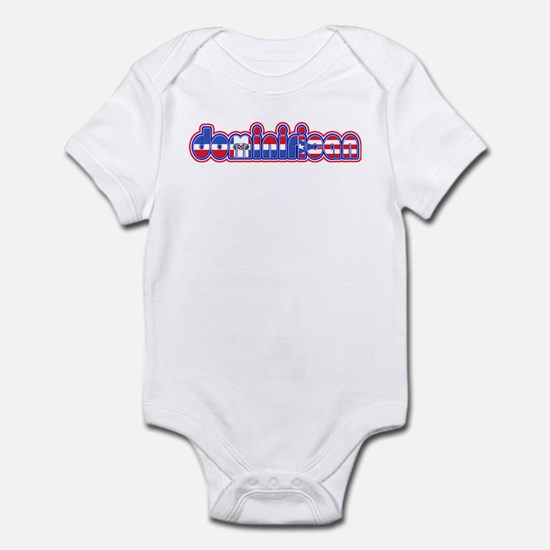 DominiRican Infant Bodysuit
