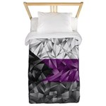 Abstract Demisexual Flag Twin Duvet