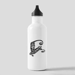 Simian Skateboarder Stainless Water Bottle 1.0L