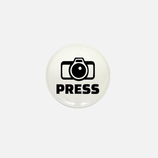 Press camera Mini Button