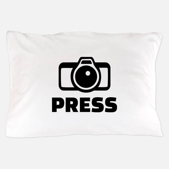 Press camera Pillow Case