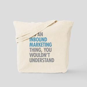 Inbound Marketing Thing Tote Bag