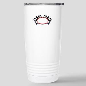 Racing Logo Travel Mug