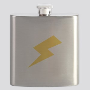 Lightning Bolt Flask